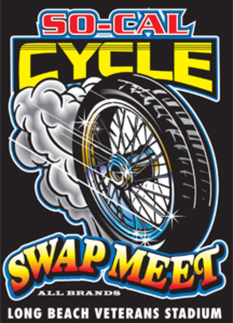 Long Beach Swap Meet >> So Cal Cycle Swap The Early Bird Gets The Worm Creative Riding